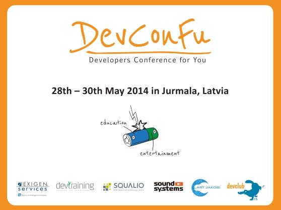 DevConFu 2014